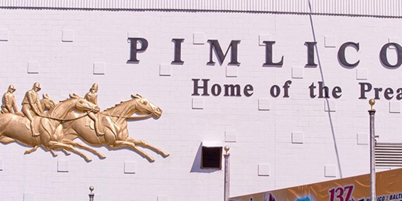 Pimlico spring meet shows small gains