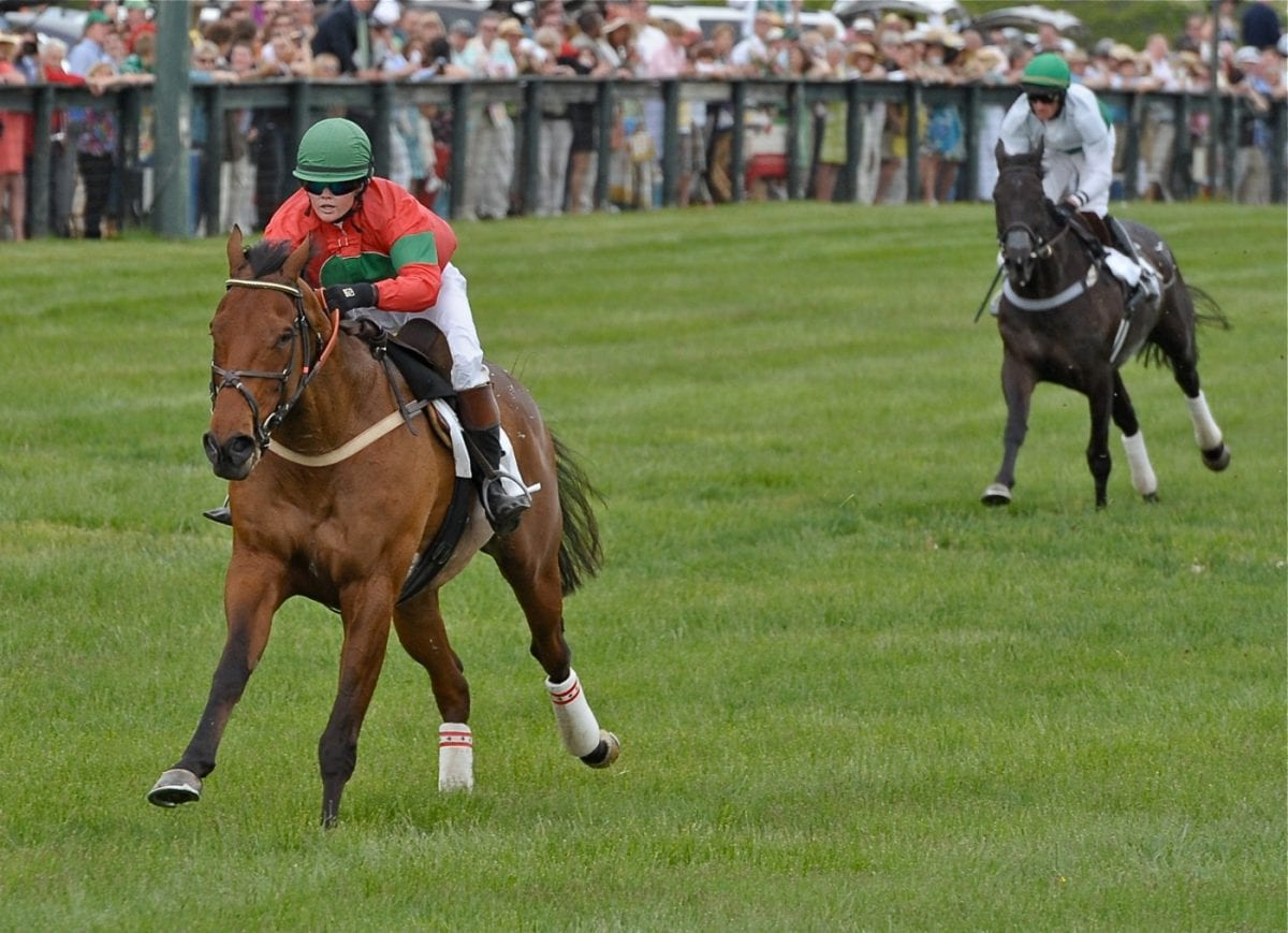 Virginia Gold Cup makes a bet on wagering
