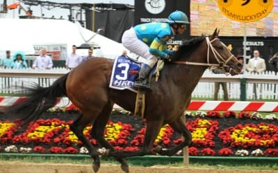Gina Rosenthal scores twice in Del-certified stakes