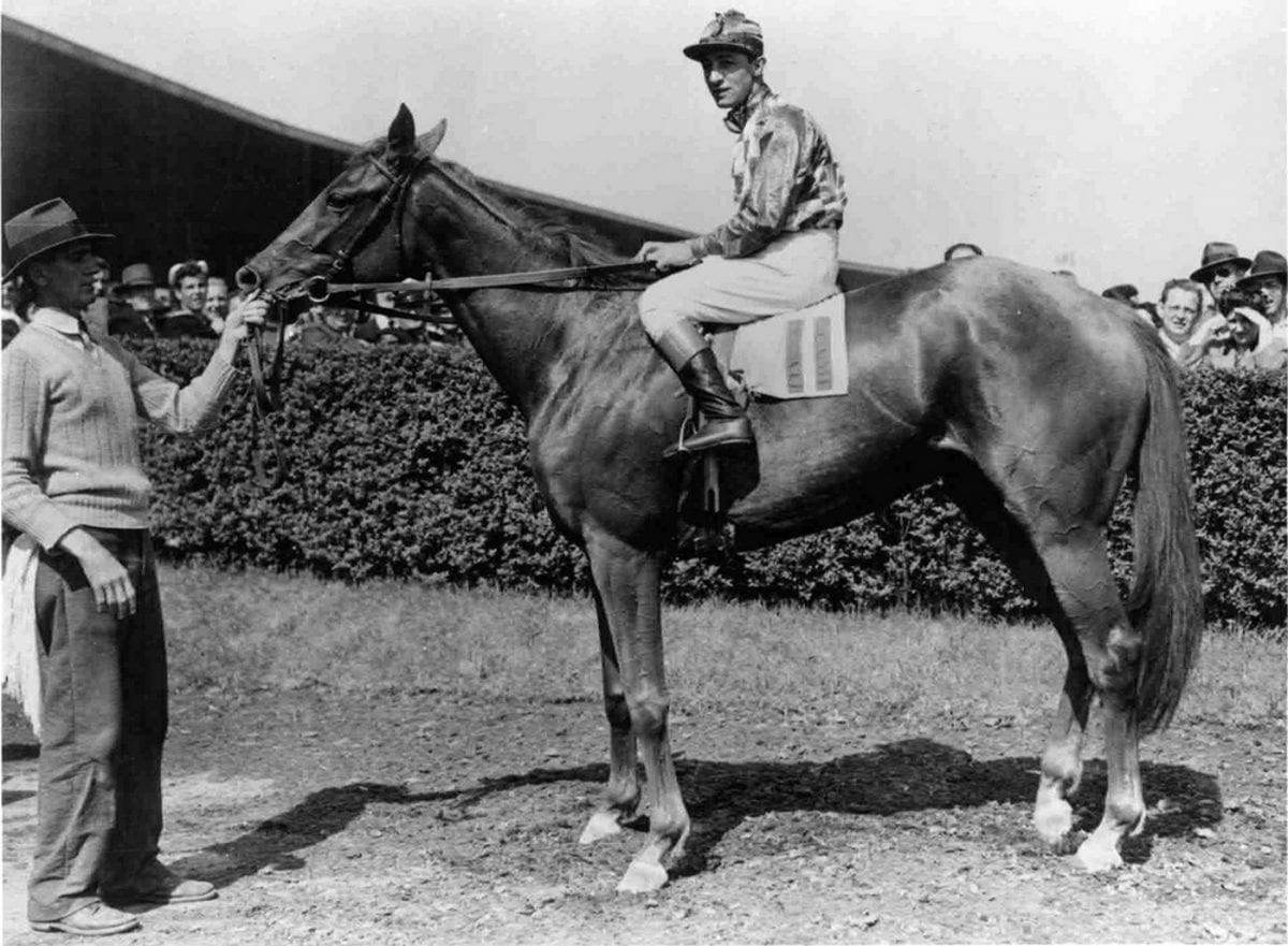 Maryland Thoroughbred Hall of Fame Inductees: Find and Gallorette