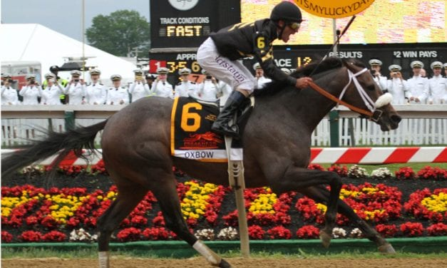 Preakness Past: Oxbow, spoiler – and maker – of dreams