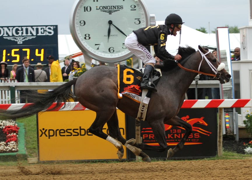 Xpressbet to be Preakness title sponsor