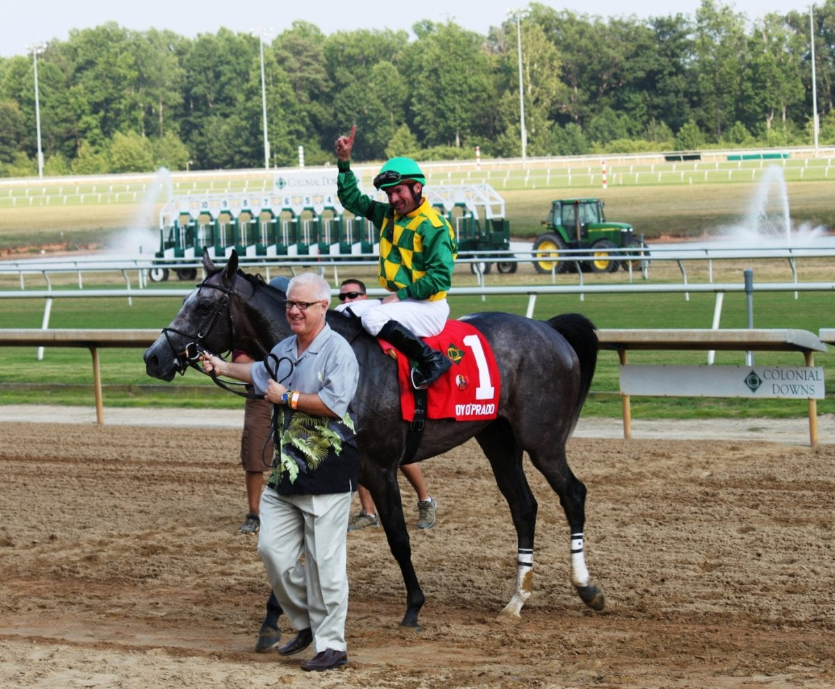 Herbicide-sprayed road to Louisville may impact Virginia Derby