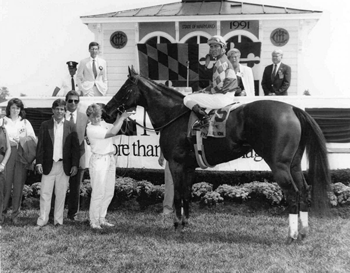 Maryland Thoroughbred Hall of Fame Inductees: Politely and Safely Kept