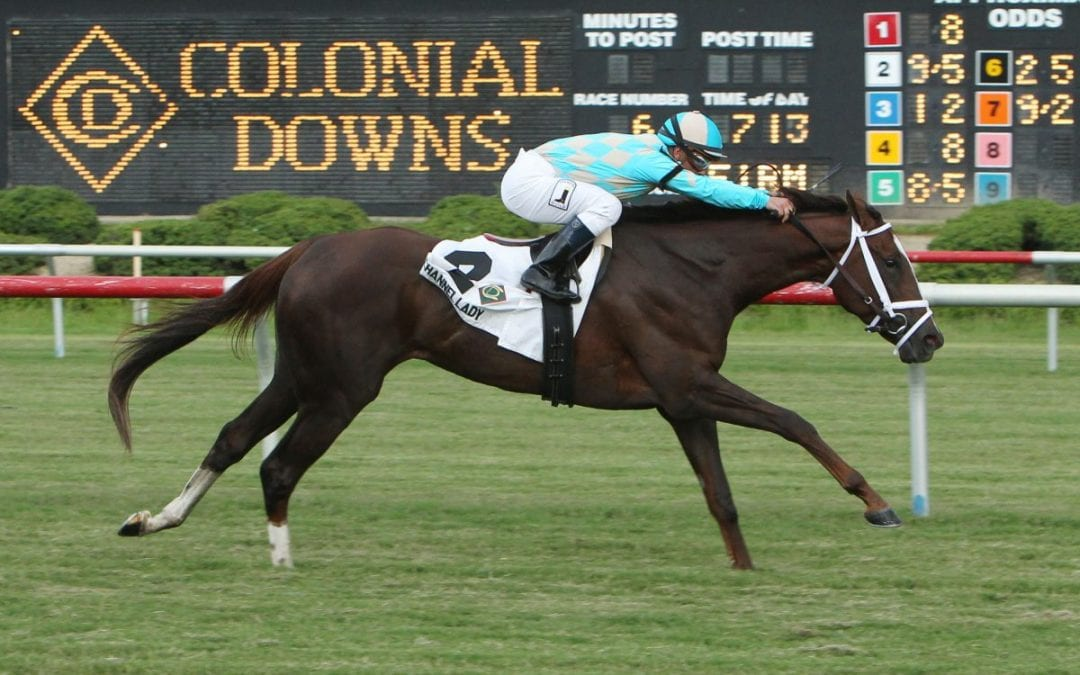 Colonial Downs, HBPA pledge support to TAA