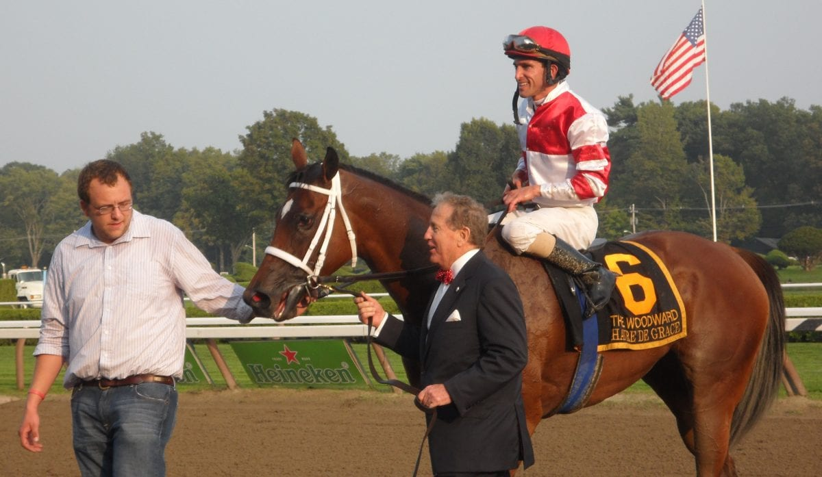 Midlantic trainers will miss special rider, person Ramon Dominguez