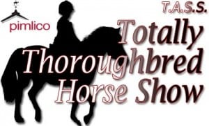TotallyThoroughbredHorseShowAtPimlicoLogo