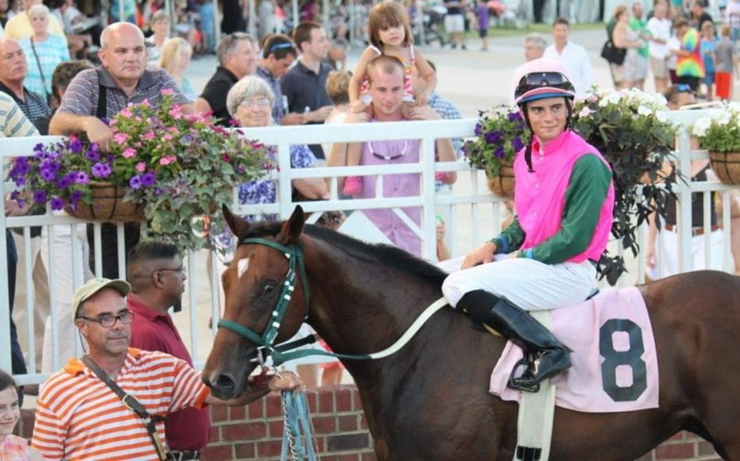 Colonial Downs mount fees to be tops in region