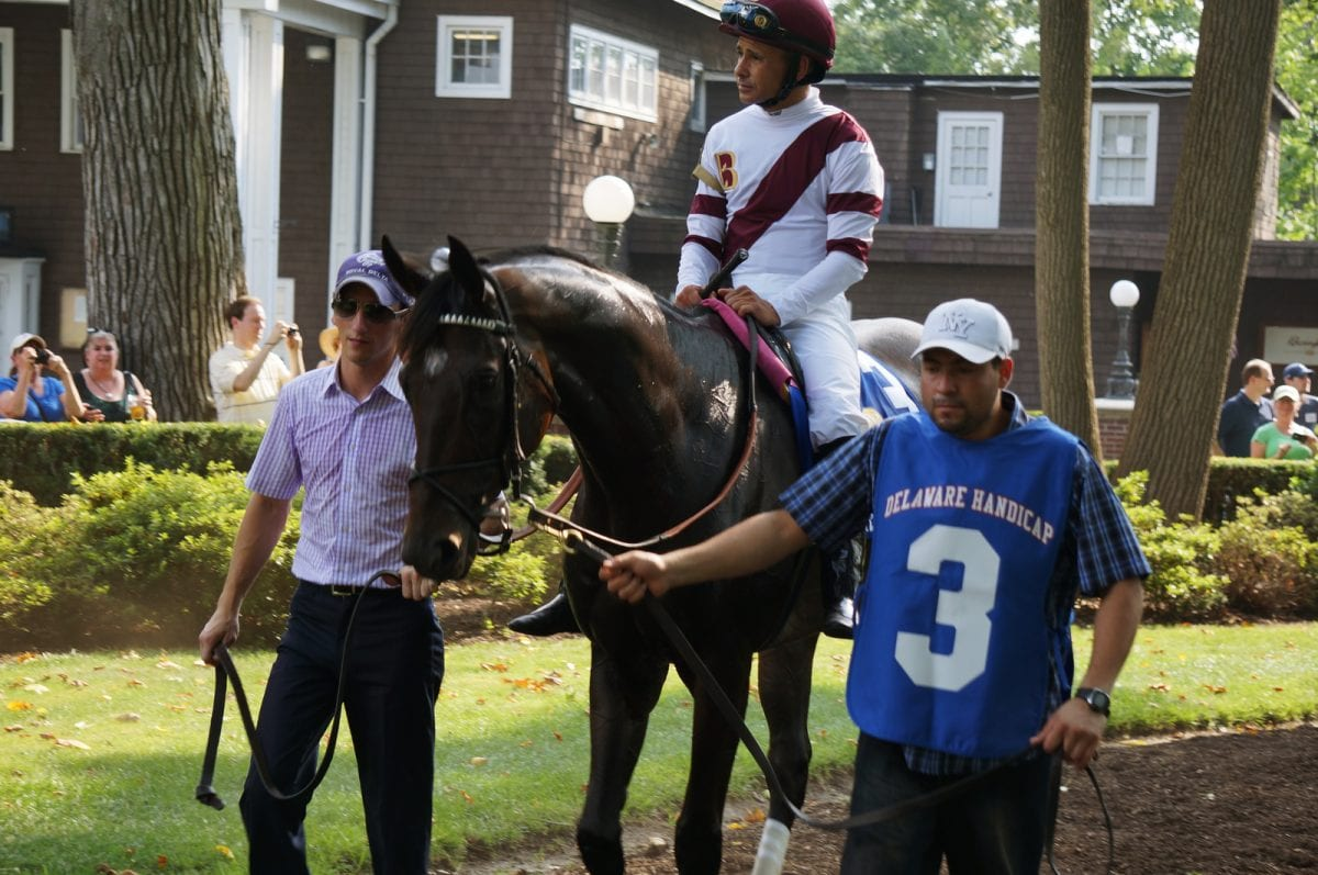 Del 'Cap to highlight Delaware Park stakes schedule