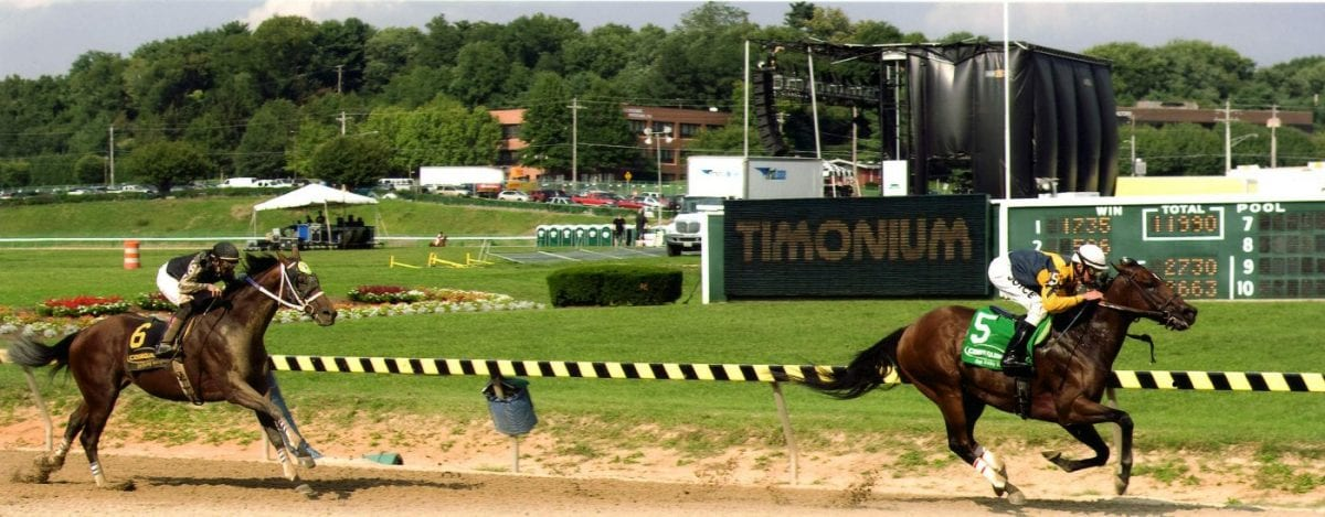 Maryland trainers excited for racing's return to Timonium
