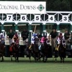 Free general admission announced at Colonial Downs