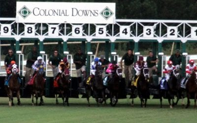 Colonial Downs: Back to the future as sale is completed