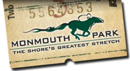 Monmouth Park reports gains in attendance and handle