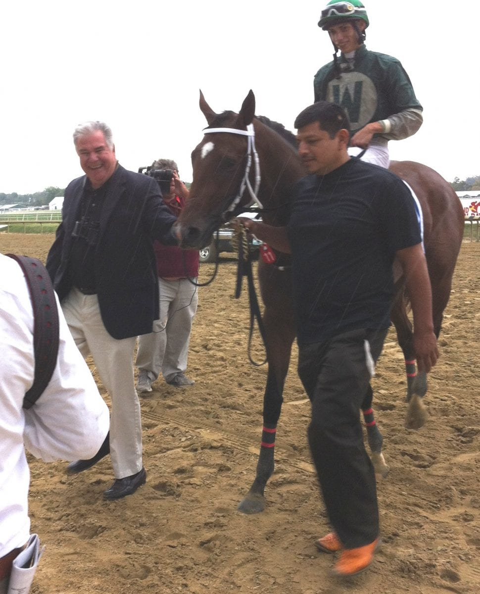 Joint Return favored in Delaware Oaks