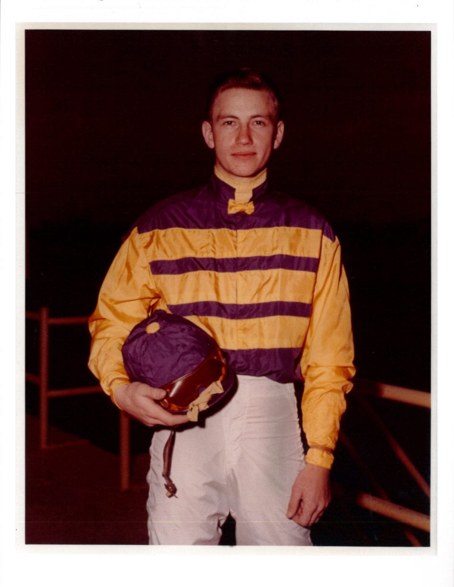 Jockey Donald D. Smith passes