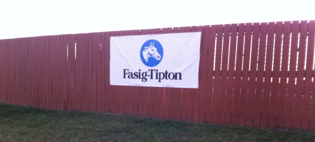 At Fasig-Tipton Mixed, it's in with the new