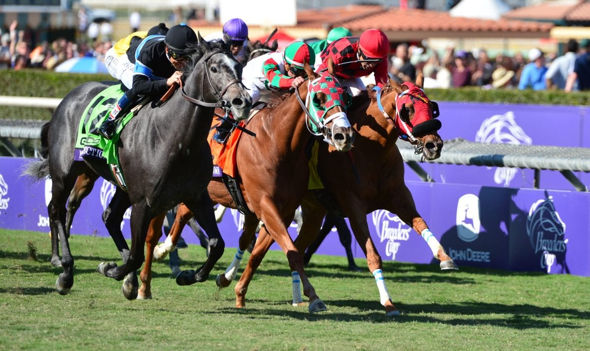 Breeders' Cup names next three hosts