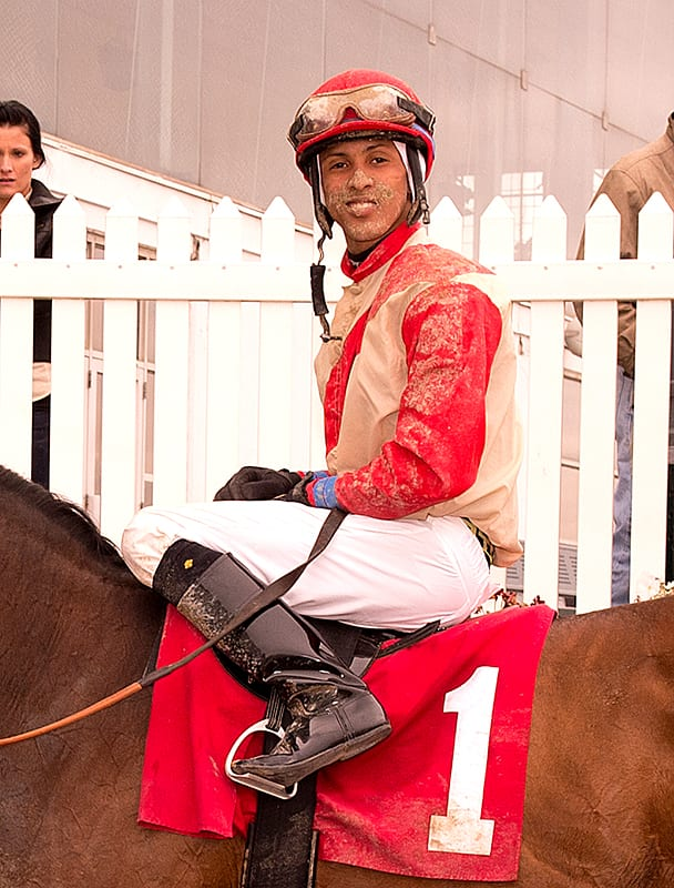Victor Carrasco surges to the top of national apprentice standings