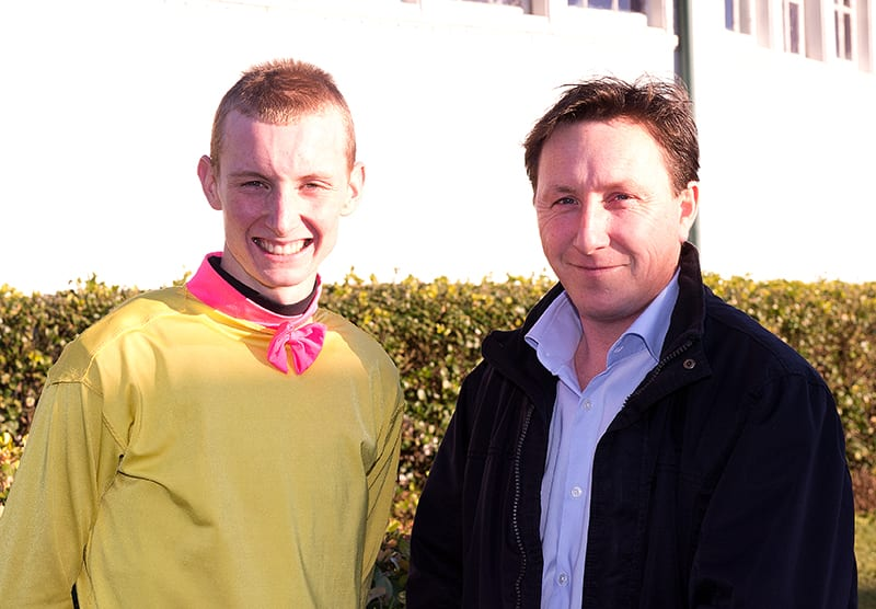 Milestone wins for trainers Flint Stites, Hugh McMahon