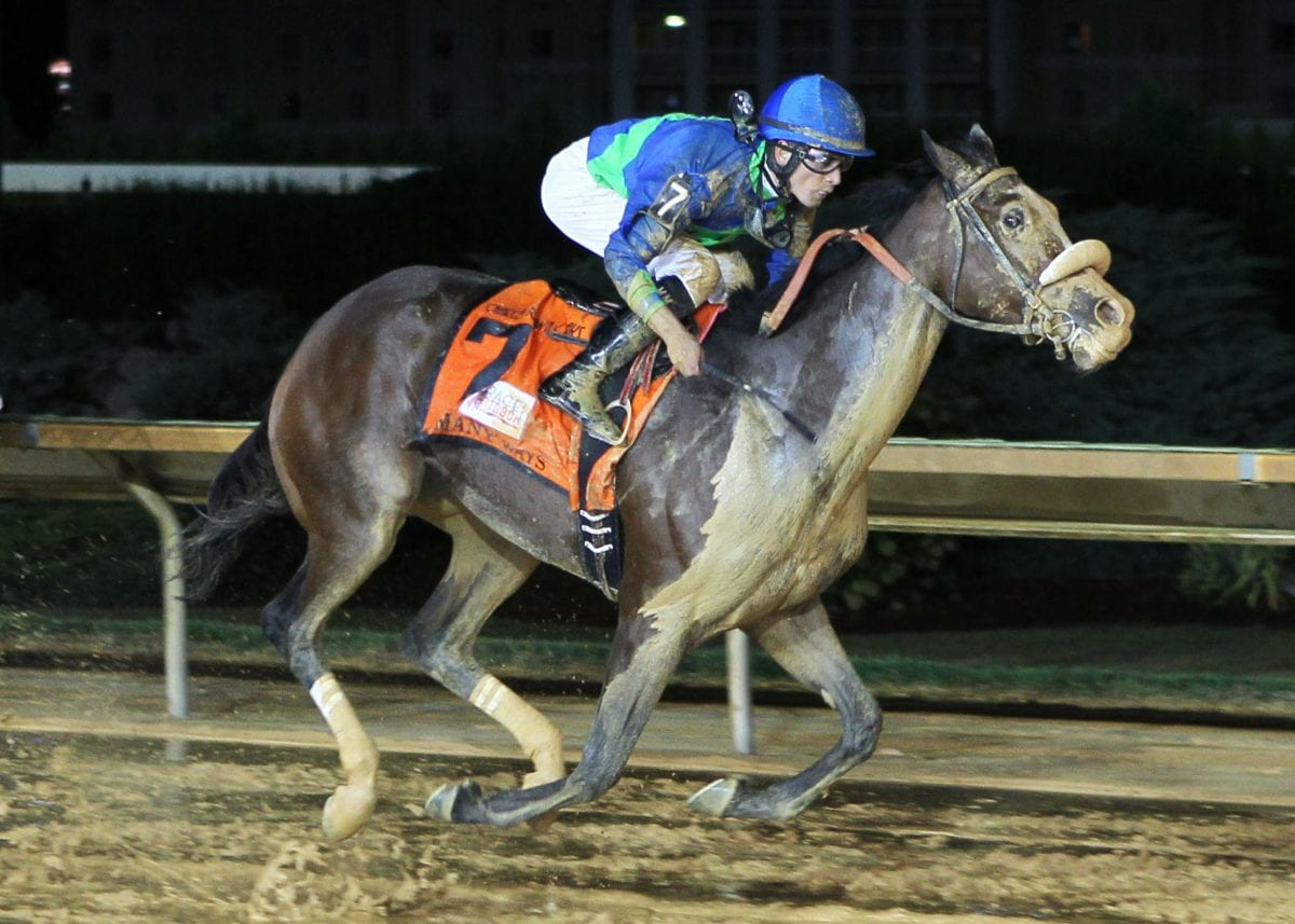 Charles Town Oaks elevated to graded status