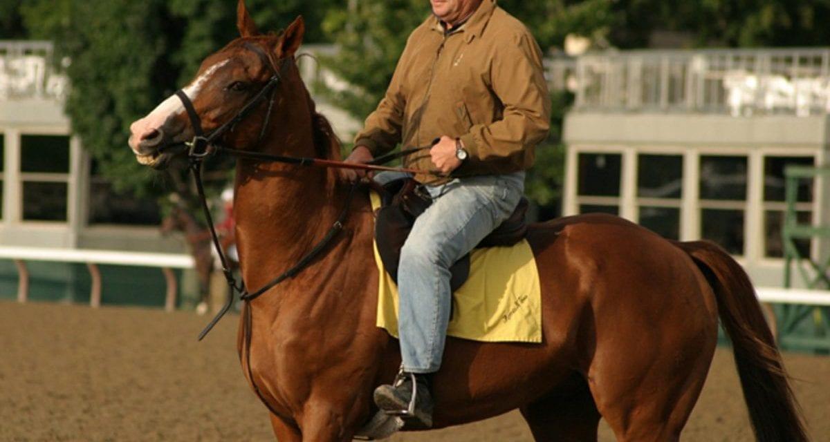 Area horsemen remember Tom Voss