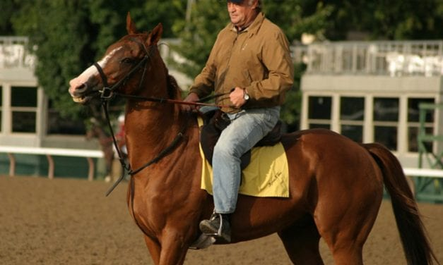 Area horsemen remember Tom Voss