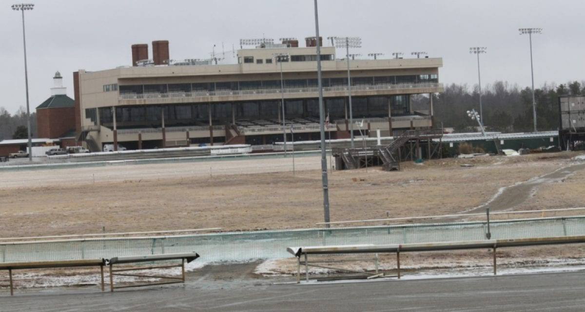 Colonial Downs, horsemen inch towards solution