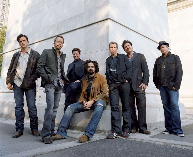 Counting Crows, The Fray to headline Black-Eyed Susan concert
