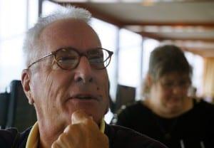 Bobby Abbo at Laurel last September.  Photo by Vas.