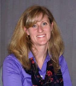 Dr. Dionne Benson.  RMTC photo.