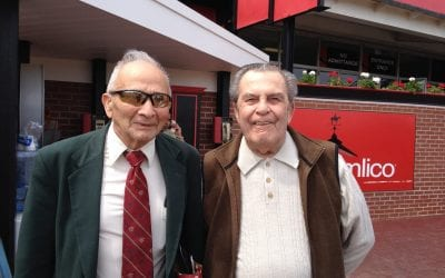 Fred Tallarico, last of Maryland racing ushers, passes