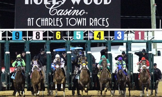 Charles Town cancels Friday card