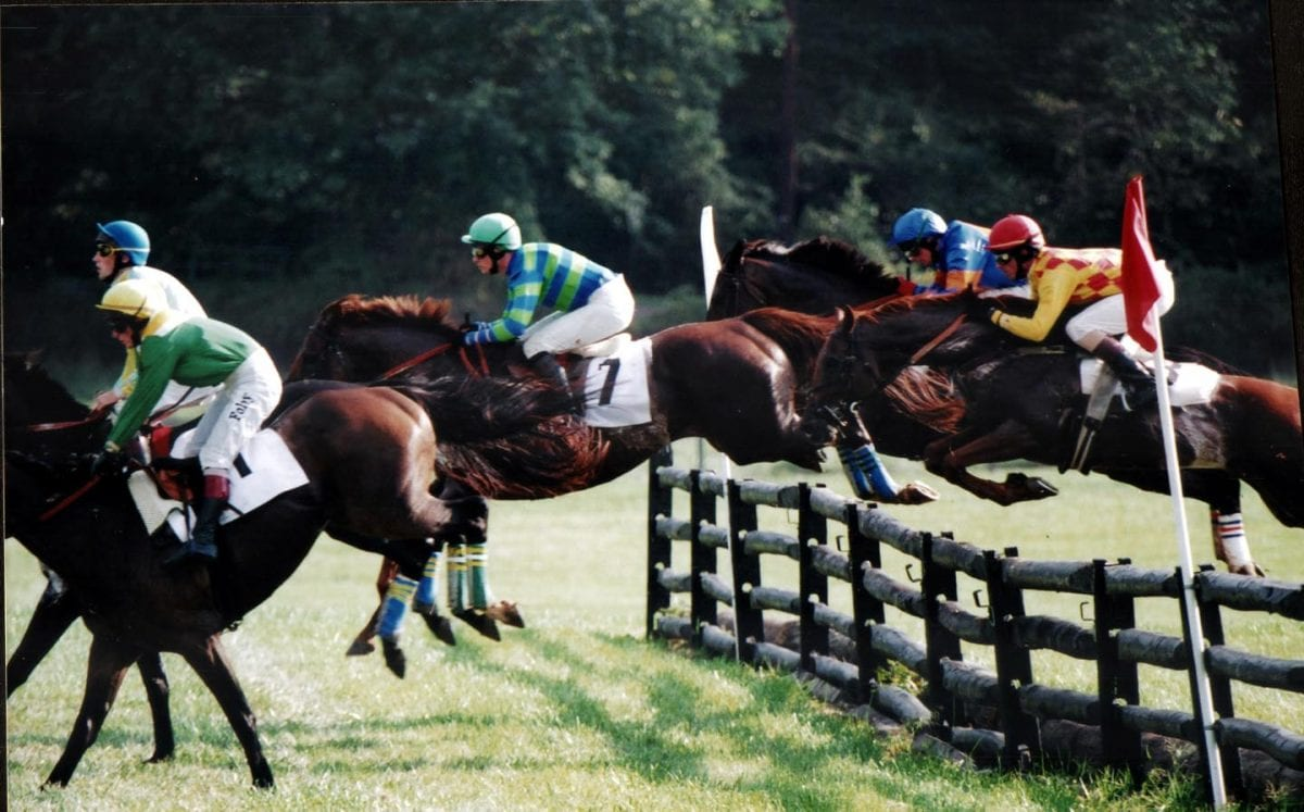 Jumpers take over Colonial Downs in Dogwood Classic
