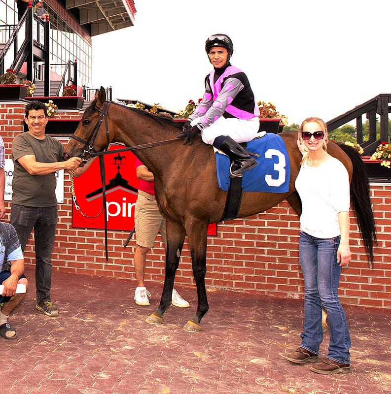 Trainer Dylan Smith, former Dickie Small assistant, wins first