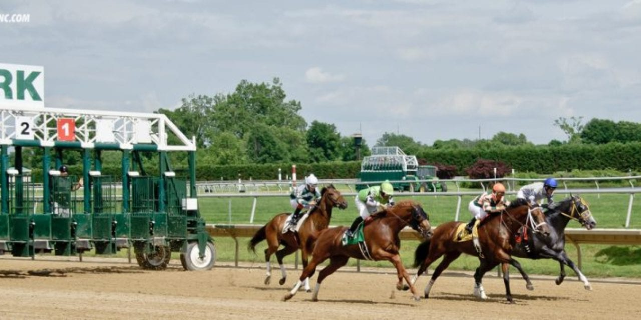Trainer Mac Robertson excited about return to Delaware Park