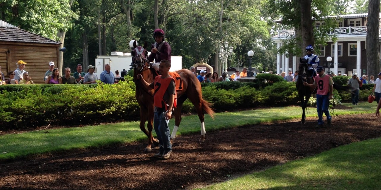 Delaware Park Monday card pushed back to Wednesday
