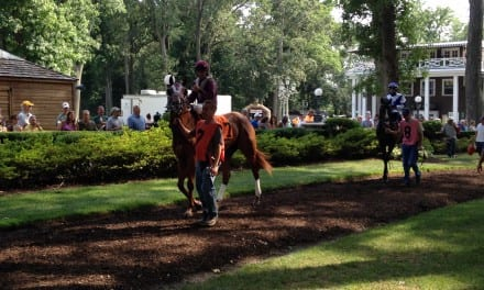 Delaware Park refunds third race wagers