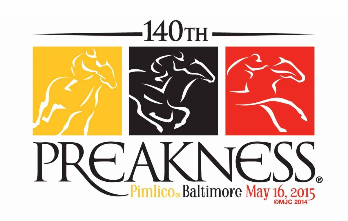 Preakness 2015 logo unveiled