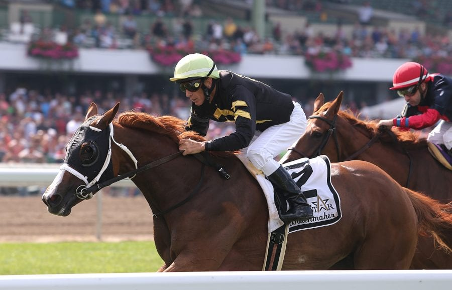 Starstruck repeats in Matchmaker Stakes
