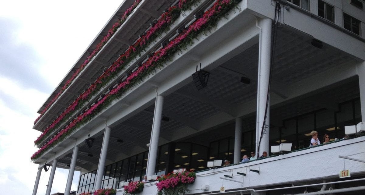 Monmouth Park will reduce purses
