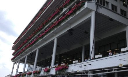 Frank Mirahmadi to be voice of Monmouth Park