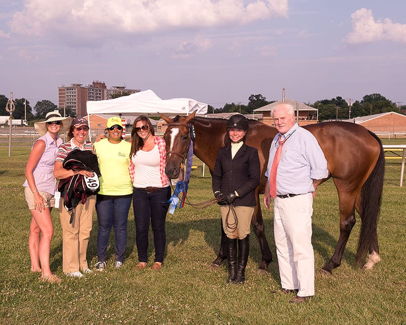 A 'Fantastic' Totally Thoroughbred Horse Show