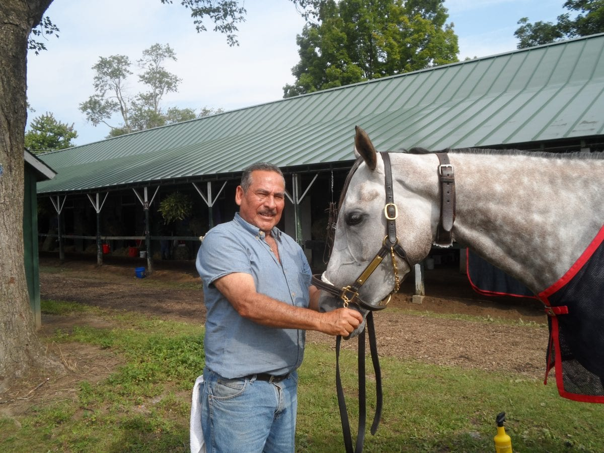 Spa Diary: Backside workers, measuring time in horses