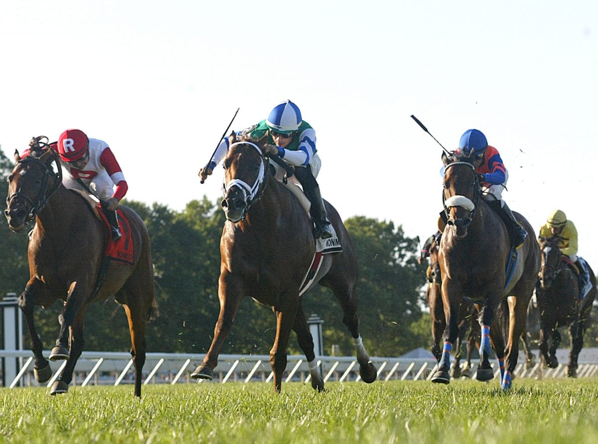 RaceBrief for August 25: Grade 1