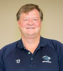 Dave Cottle. Photo courtesy of the Chesapeake Bayhawks.
