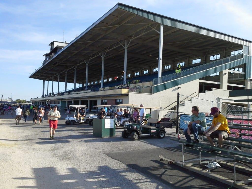 Timonium Grandstand.