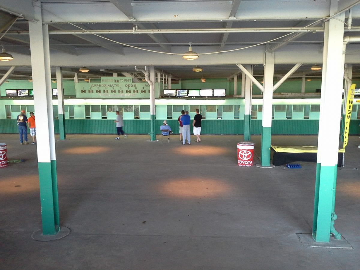 Opinion: The weak case against the Timonium OTB