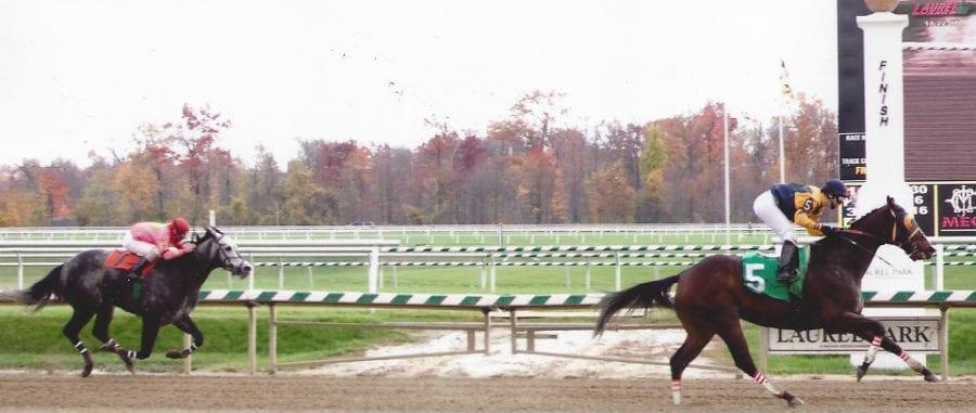Thankful: Thanksgiving Day racing