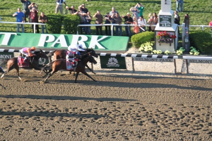 At Breeders' Cup Classic, good horses make good neighbors
