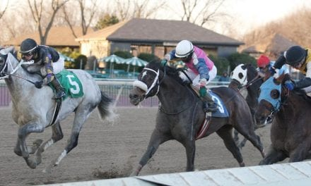 Thrillers in last two Parx Racing stakes of '14